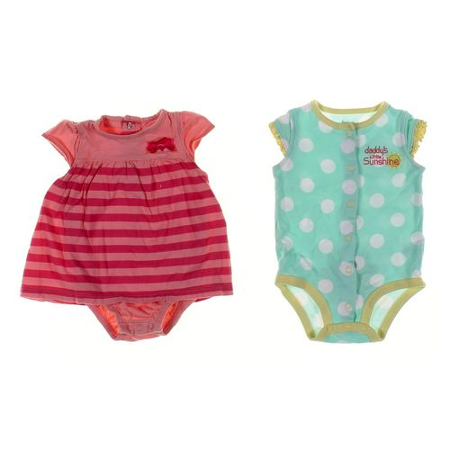 First Moments Bodysuit Set in size 9 mo at up to 95% Off - Swap.com