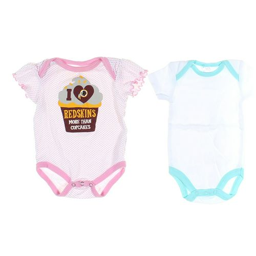 NFL Team Apparel Bodysuit Set in size 3 mo at up to 95% Off - Swap.com