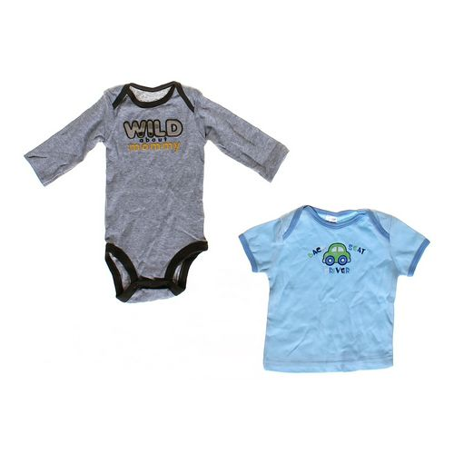 Baby Gear Bodysuit & Shirt Set in size NB at up to 95% Off - Swap.com