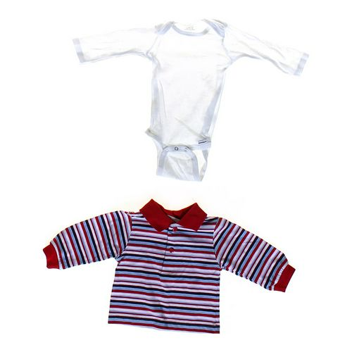Gerber Bodysuit & Shirt Set in size 3 mo at up to 95% Off - Swap.com