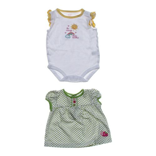 Carter's Bodysuit & Shirt Set in size 3 mo at up to 95% Off - Swap.com