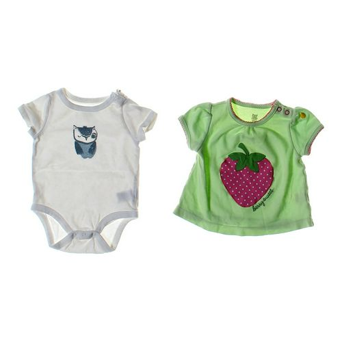 Just One Year Bodysuit & Shirt Set in size 3 mo at up to 95% Off - Swap.com