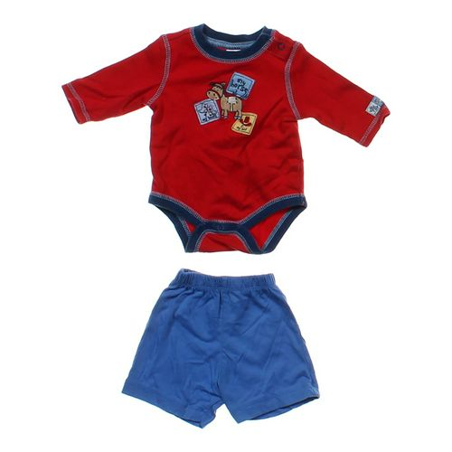 Circo Bodysuit & Shorts Set in size 3 mo at up to 95% Off - Swap.com