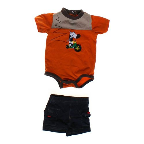 Okie Dokie Bodysuit & Shorts Set in size NB at up to 95% Off - Swap.com