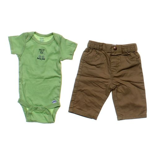 Gerber Bodysuit & Shorts Set in size 6 mo at up to 95% Off - Swap.com