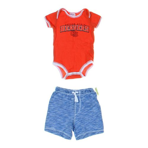 ProRdge Bodysuit & Shorts Set in size 6 mo at up to 95% Off - Swap.com