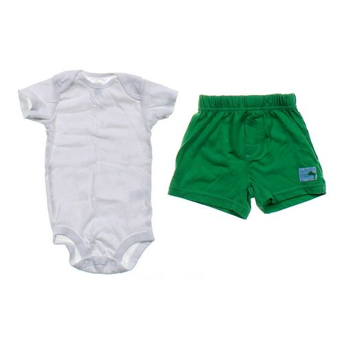 Say it With Love Bodysuit & Shorts Set in size 12 mo at up to 95% Off - Swap.com