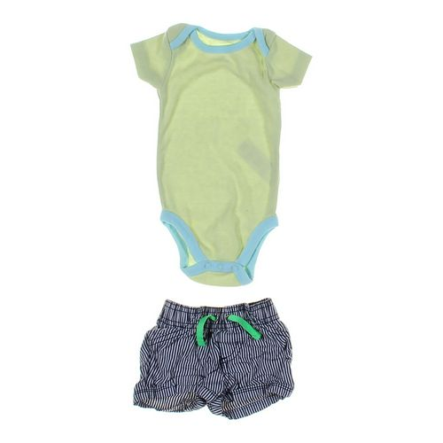 Vitamins Baby Bodysuit & Shorts Set in size 3 mo at up to 95% Off - Swap.com