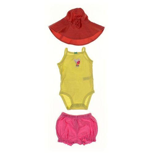Carter's Bodysuit & Shorts Set in size 6 mo at up to 95% Off - Swap.com