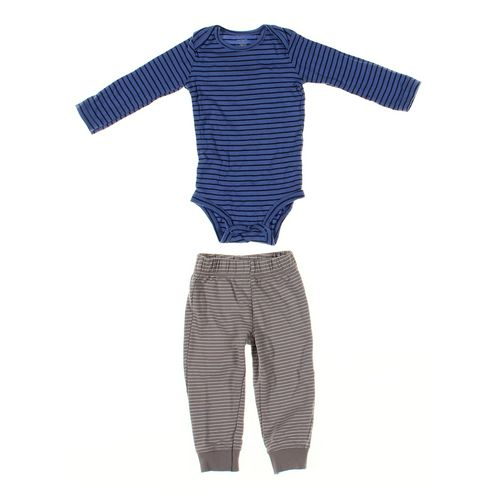 Carter's Bodysuit & Sweatpants Set in size 12 mo at up to 95% Off - Swap.com