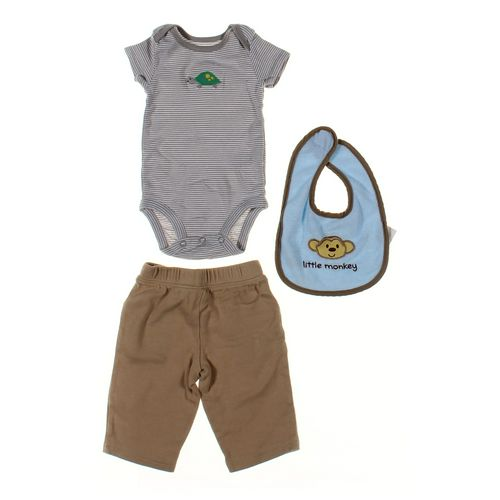 Carter's Bodysuit & Sweatpants Set in size 3 mo at up to 95% Off - Swap.com