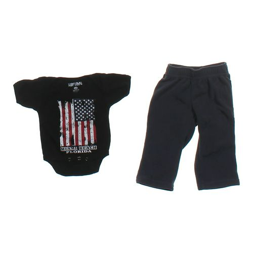 Surf Style Bodysuit & Sweatpants Set in size 6 mo at up to 95% Off - Swap.com