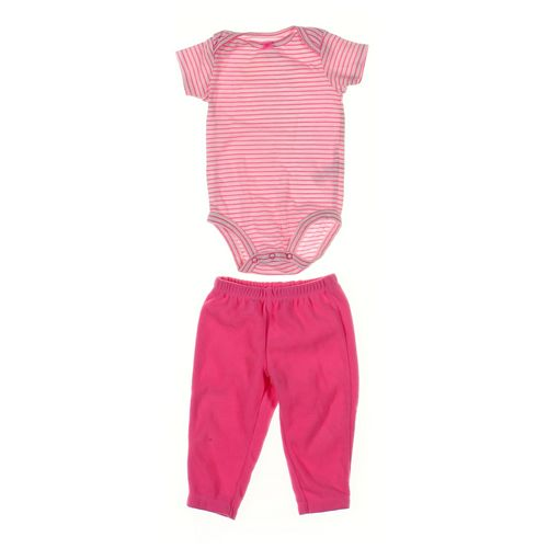 Carter's Bodysuit & Sweatpants Set in size 9 mo at up to 95% Off - Swap.com