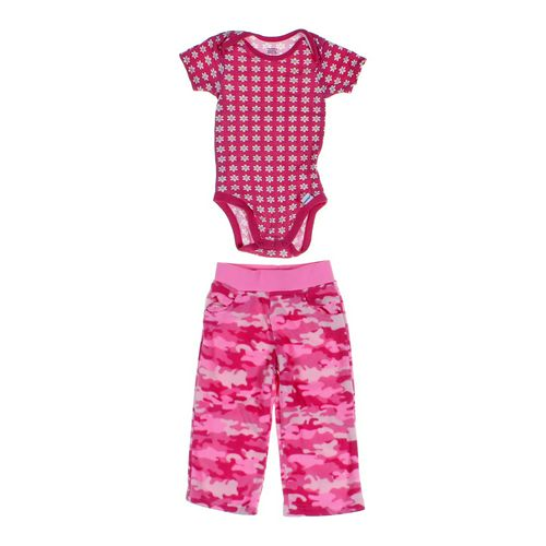 Gerber Bodysuit & Sweatpants Set in size 18 mo at up to 95% Off - Swap.com