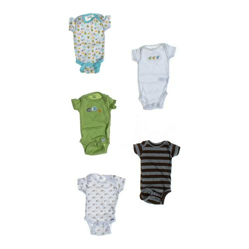 Gerber Bodysuits Set in size NB at up to 95% Off - Swap.com