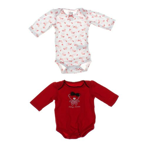 Child of Mine Bodysuits Set in size 3 mo at up to 95% Off - Swap.com