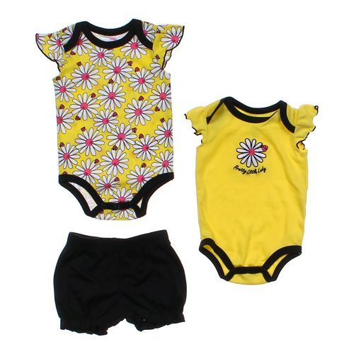 Kidgets Bodysuits & Shorts Set in size 3 mo at up to 95% Off - Swap.com