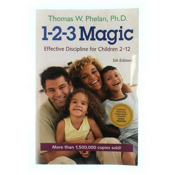 Book: 1-2-3 Magic for Sale on Swap.com