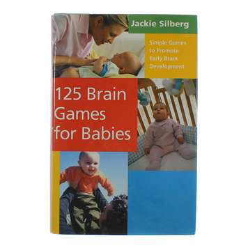 Book: 125 Brain Games For Babies for Sale on Swap.com