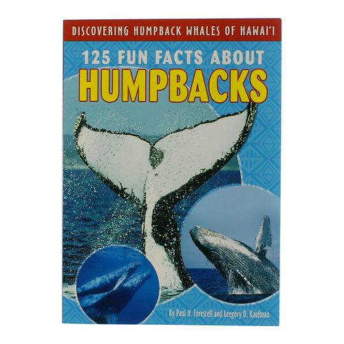 Book: 125 Fun Facts About Humpbacks at up to 95% Off - Swap.com