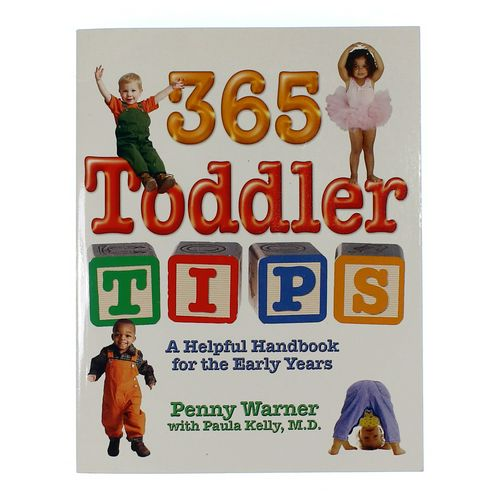 Book: 365 Toddlers Tips at up to 95% Off - Swap.com