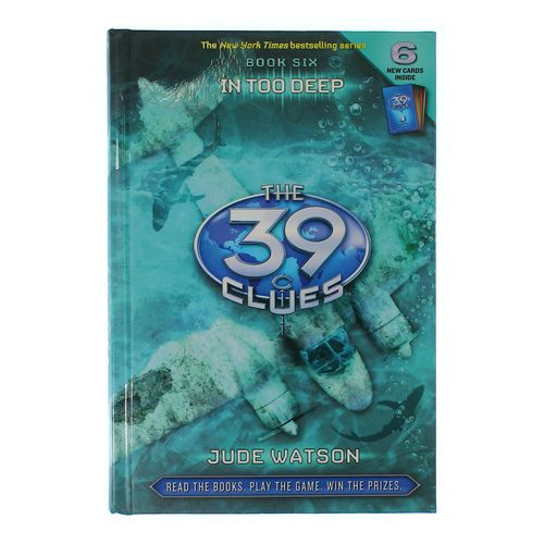 Book: #6 In too Deep The 39 Clues at up to 95% Off - Swap.com