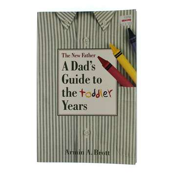 Book: A Dad's Guide to the Toddler Years for Sale on Swap.com