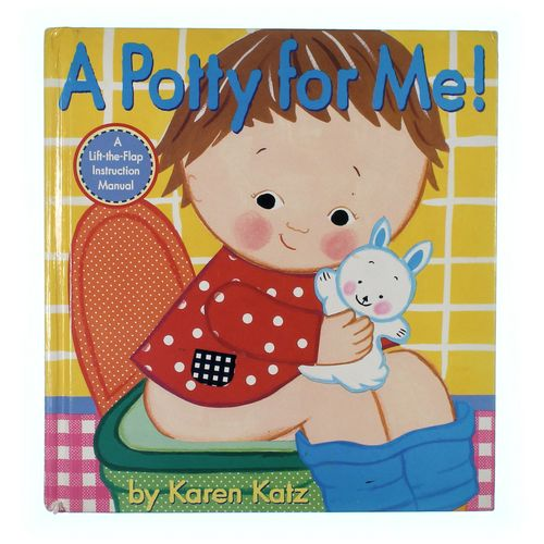 Book: A Potty for Me! at up to 95% Off - Swap.com