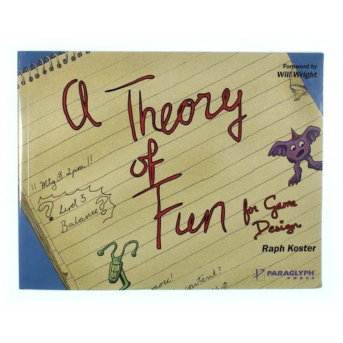 Book: A Theory of Fun for Game Design at up to 95% Off - Swap.com