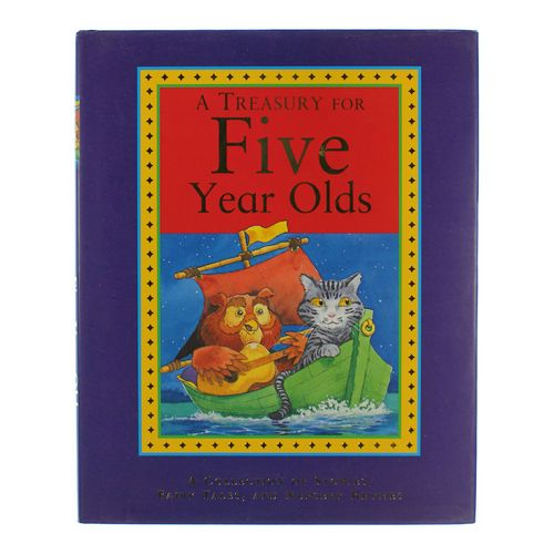 Book: A Treasury For Five Year Olds at up to 95% Off - Swap.com