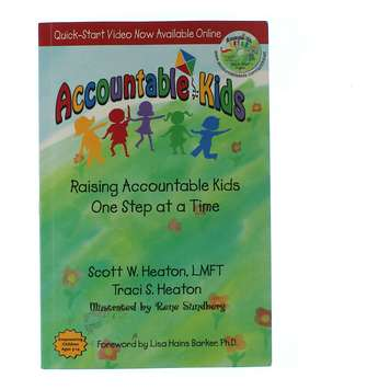 Book: Accountable Kids for Sale on Swap.com