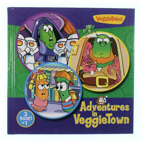 Book: Adventures in VeggieTown at up to 95% Off - Swap.com
