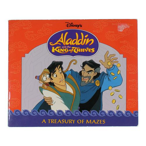 Book: Aladdin and the King of Thieves at up to 95% Off - Swap.com