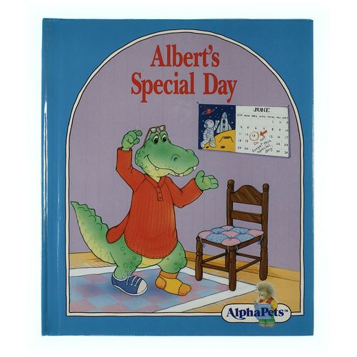 Book: Albert's Special Day at up to 95% Off - Swap.com