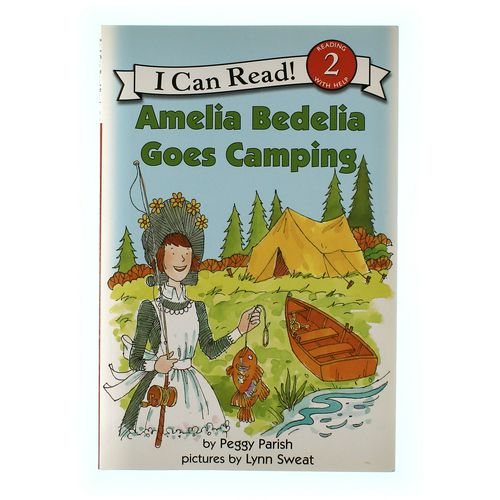 Book: Amelia Bedelia Goes Camping at up to 95% Off - Swap.com