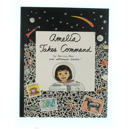 Book: Amelia Takes Command at up to 95% Off - Swap.com