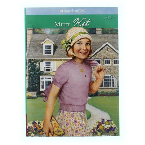 Book: American Girl Meet Kit at up to 95% Off - Swap.com