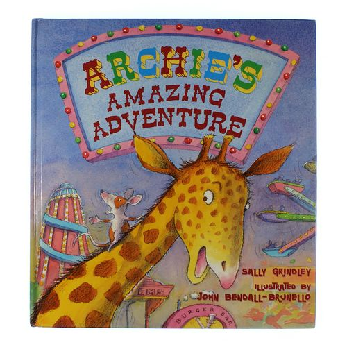 Book: Archie's Amazing Adventure at up to 95% Off - Swap.com