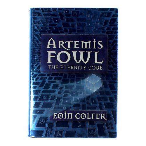 Book: Artemis Fowl The Eternity Code at up to 95% Off - Swap.com
