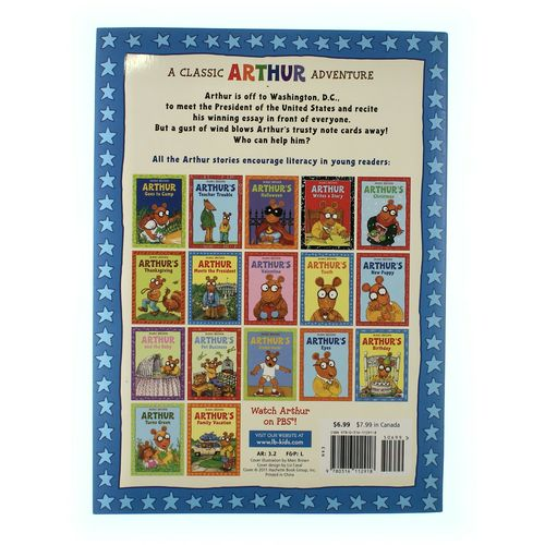 Book: Arthur Meets the President at up to 95% Off - Swap.com