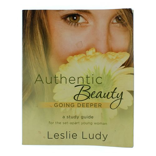 Book: Authentic Beauty; Going Deeper at up to 95% Off - Swap.com