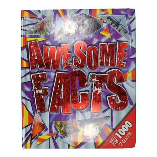 Book: Awesome Facts at up to 95% Off - Swap.com