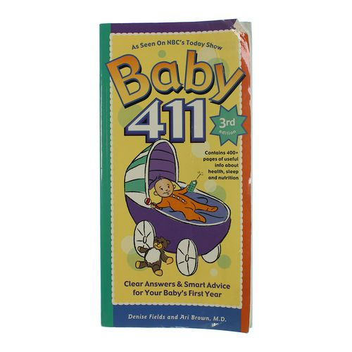 Book: Baby 411 at up to 95% Off - Swap.com