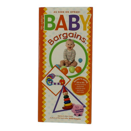 Book: Baby Bargains at up to 95% Off - Swap.com