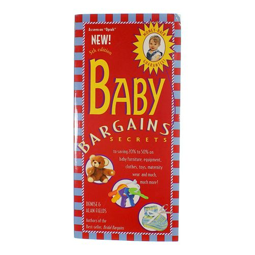 Book: Baby Bargains Secrets at up to 95% Off - Swap.com
