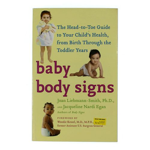 Book: Baby Body Signs at up to 95% Off - Swap.com