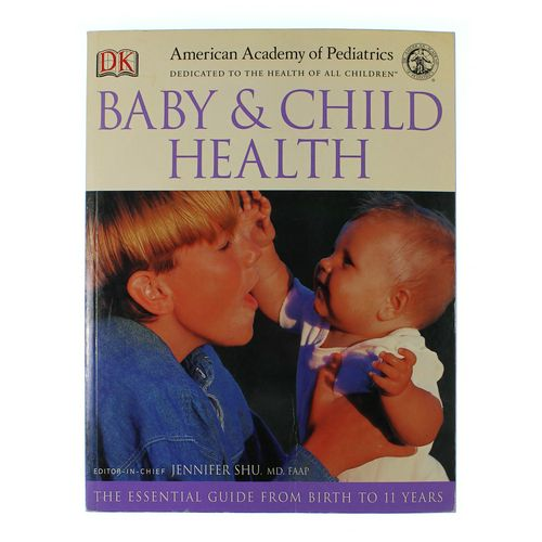 Book: Baby & Child Health at up to 95% Off - Swap.com