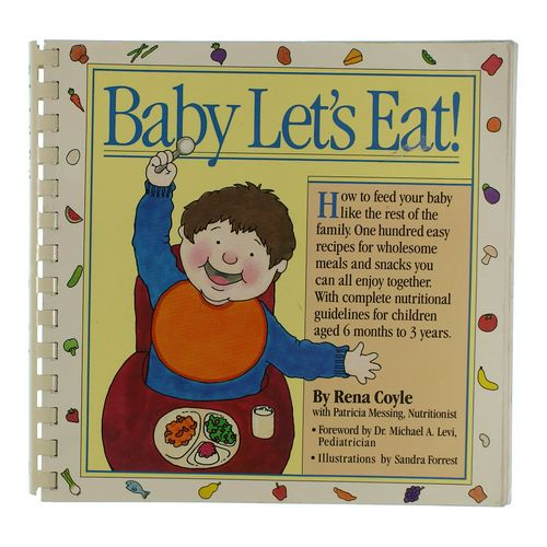 Book: Baby Let's Eat! at up to 95% Off - Swap.com