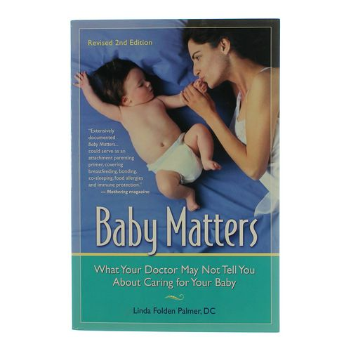 Book: Baby Matters at up to 95% Off - Swap.com