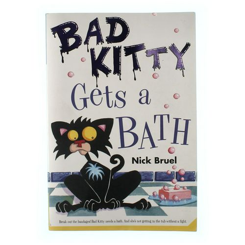 Book: Bad Kitty Gets A Bath at up to 95% Off - Swap.com